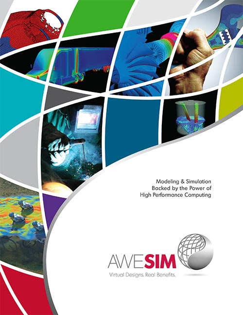 AweSim Brochure Cover