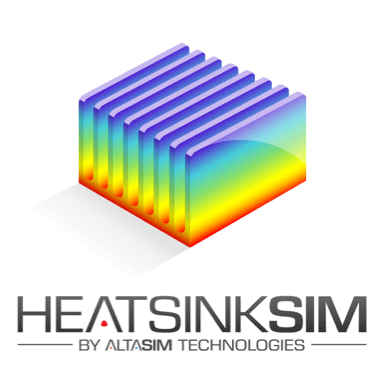 HeatSinkSim logo