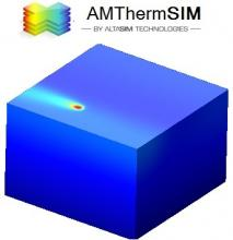 Logo: AM Therm SIM