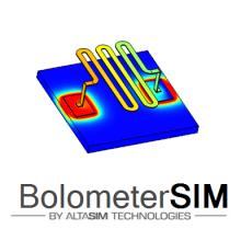 BolometerSIM logo