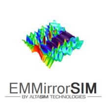 EMMirrorSIM App logo