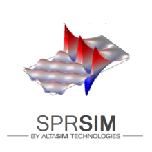 SPRSIM logo