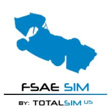 FSAE Sim App logo