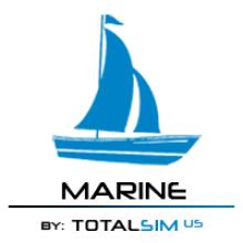 Marine App logo